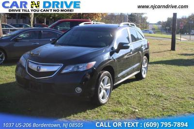 Used Acura Rdx Fieldsboro Nj