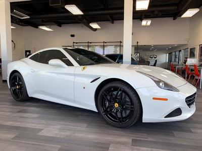 Used Ferrari California Orange Ca