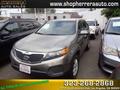 Used Kia Sorento Los Angeles Ca