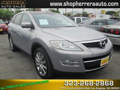 Used Mazda Cx 9 Grand Touring Los Angeles Ca
