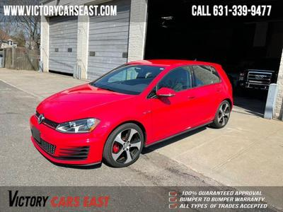 Used Volkswagen Golf Gti Huntington Ny