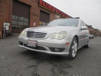 Used 2005 Mercedes-Benz C-Class for Sale in Houston, TX