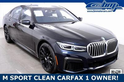 2020 BMW 750 i xDrive