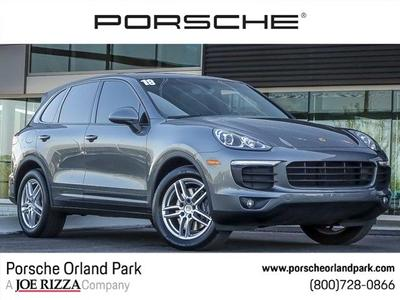 515f6592572 2019 Porsche Cayenne for Sale in Chicago, IL | Cars.com