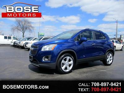 Used Chevrolet Trax Crestwood Il