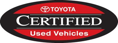 Toyota Certified Pre-Owned Program Logo