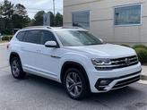 2018 Volkswagen Atlas 3.6L SEL