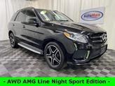 2018 Mercedes-Benz GLE 350 Base 4MATIC