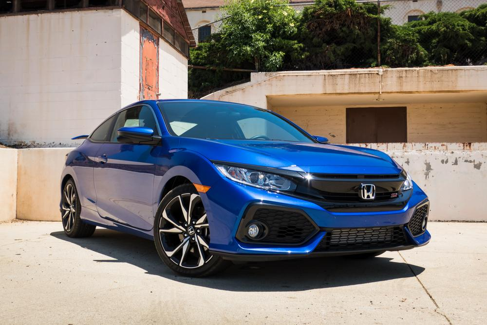 2017 honda civic si coupe review photo gallery news. Black Bedroom Furniture Sets. Home Design Ideas