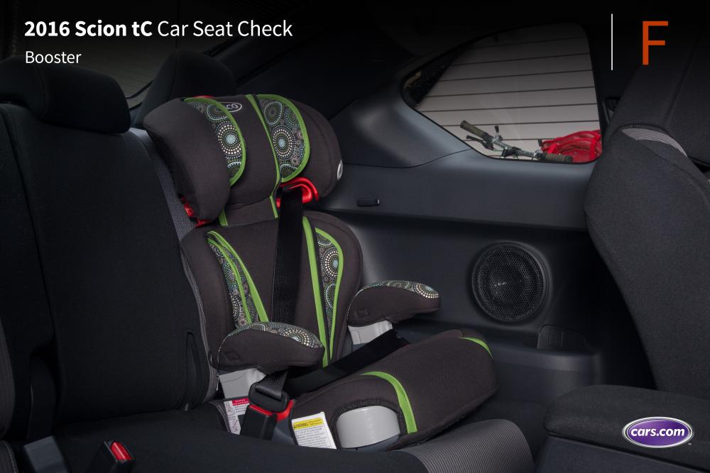 Front Facing Car Seat Scion Tc