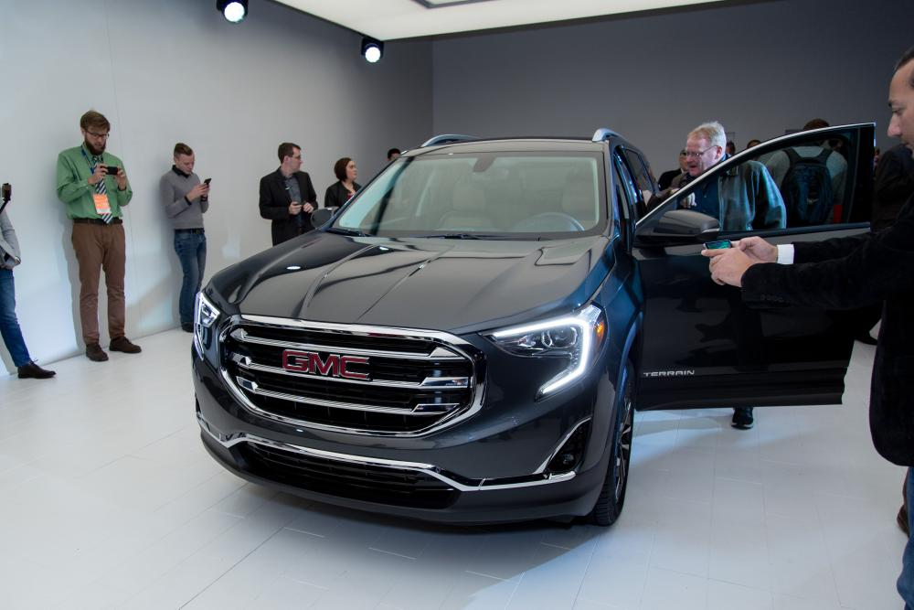 Elegant 2018 GMC Terrain Review First Impressions And Photo