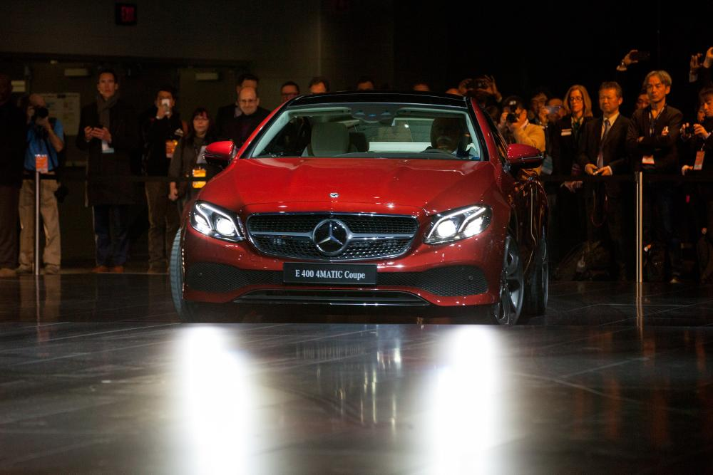 Elegant 2018 MercedesBenz EClass Coupe First Impressions And