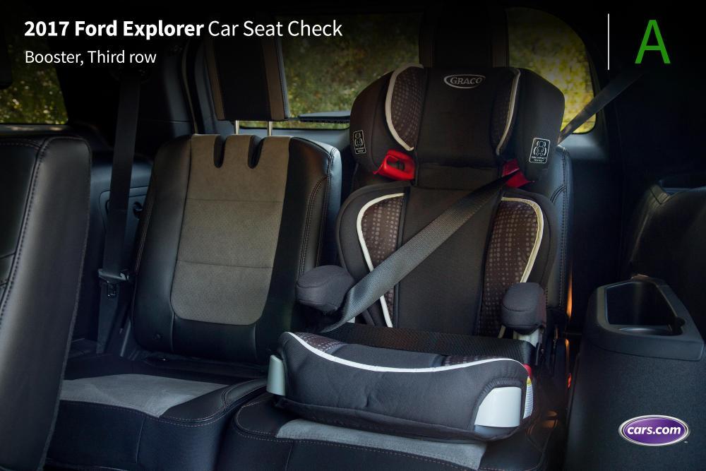 2017 Ford Explorer Car Seat Check News Cars Com