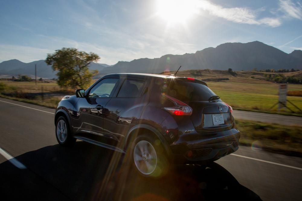 2015 Nissan Juke;