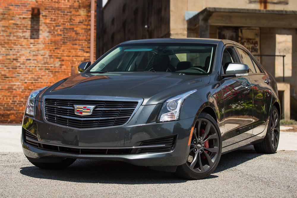 2017 Cadillac ATS Review: Photo Gallery