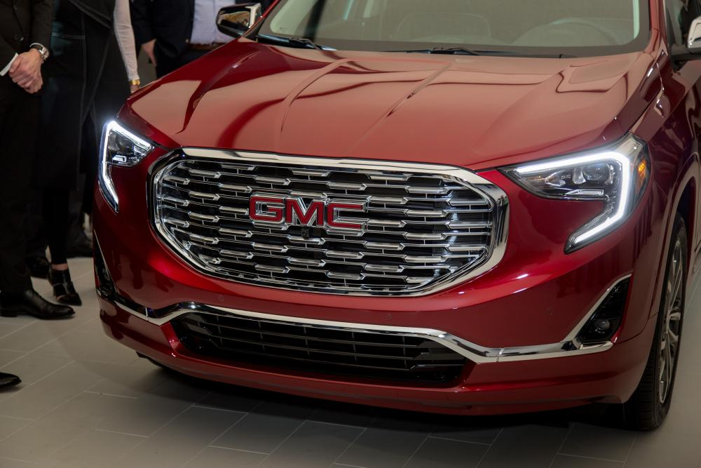 Simple 2018 GMC Terrain Review First Impressions And Photo
