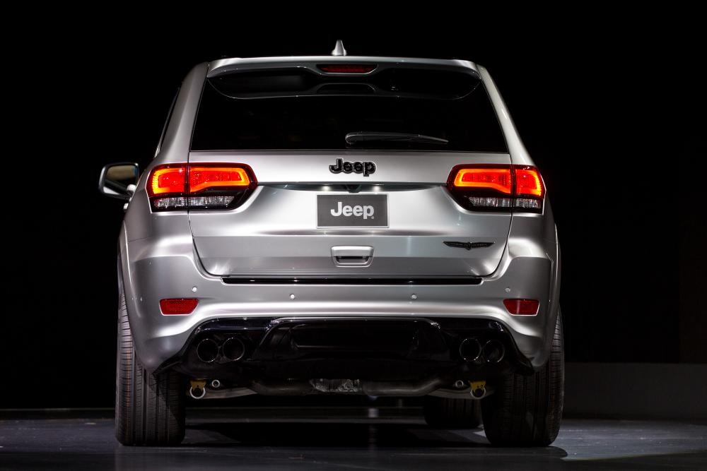 Beautiful 2018 Jeep Grand Cherokee Trackhawk First Impressions And
