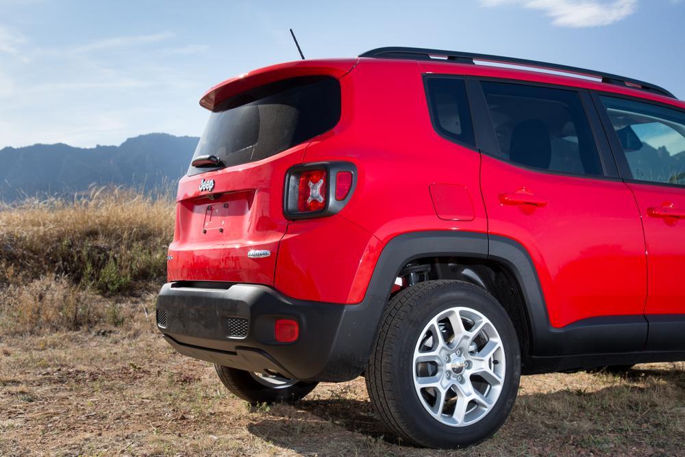 2015 Jeep Renegade;