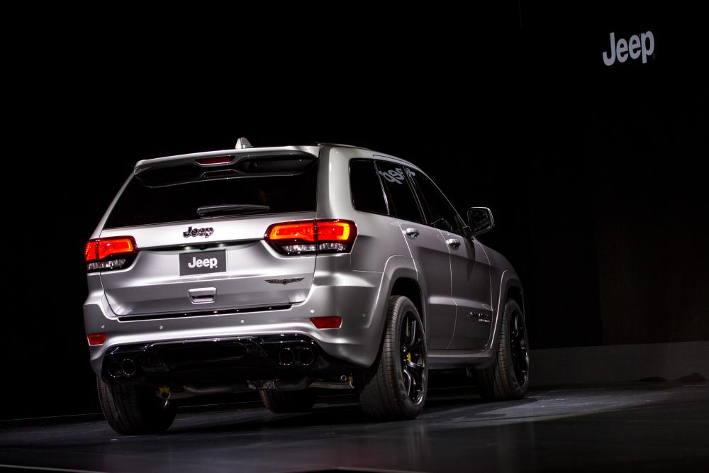 Wonderful 2018 Jeep Grand Cherokee Trackhawk First Impressions And