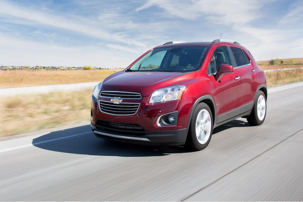 subcompact suv chevy trax dimensions autos post. Black Bedroom Furniture Sets. Home Design Ideas