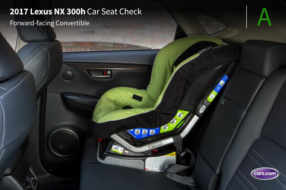 2017 lexus nx 300h car seat check news. Black Bedroom Furniture Sets. Home Design Ideas