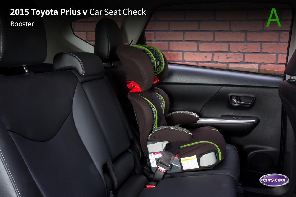 Prius C Car Seat Latch