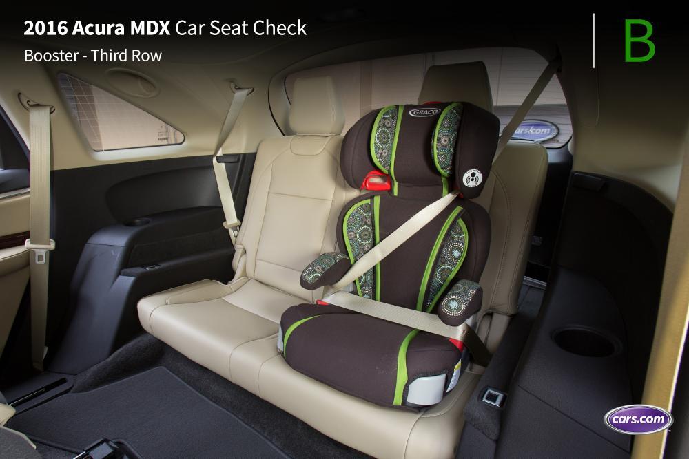 2017 Acura Mdx  Car Seat Check