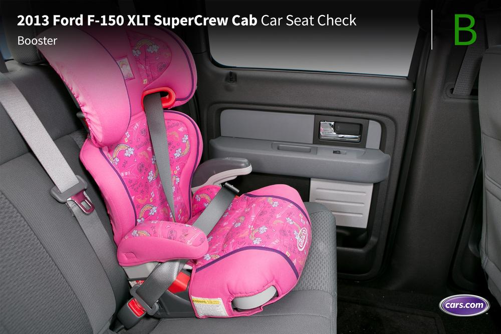 2013 Ford F 150 Xlt Supercrew Cab Car Seat Check
