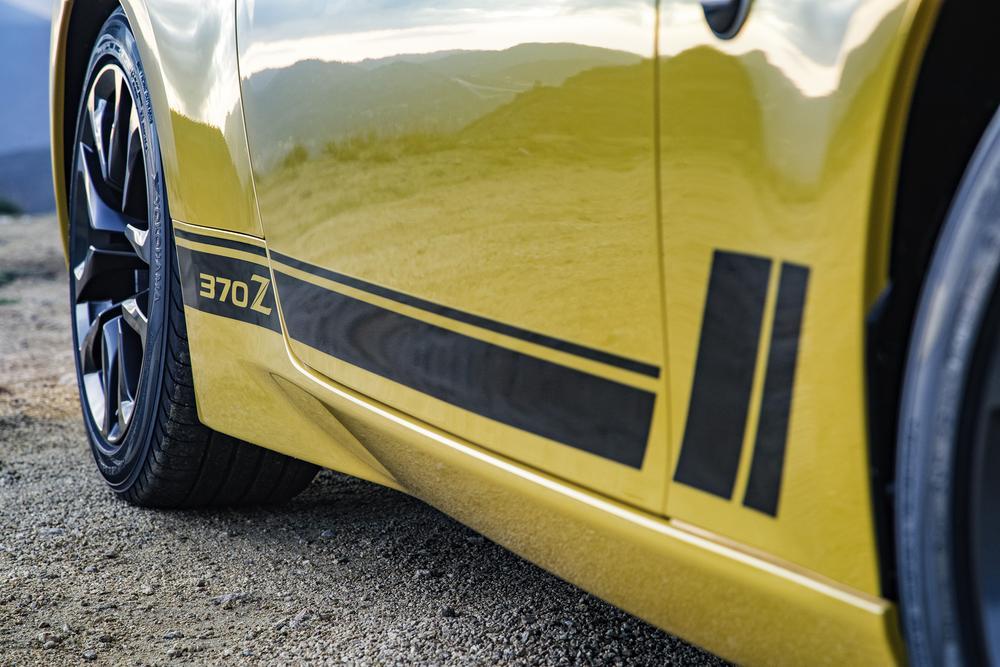 2018 Nissan 370Z Heritage Edition