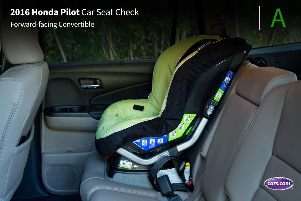 2016 Honda Pilot: Car Seat Check | News | Cars.com