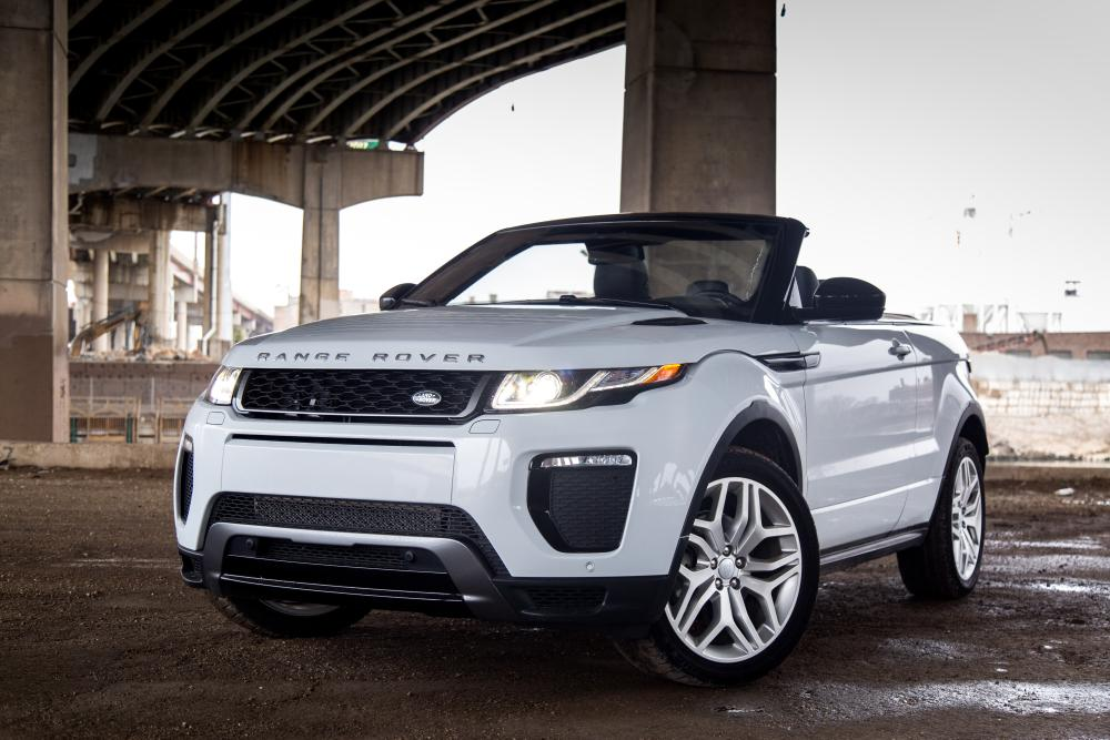 2017 land rover range rover evoque convertible review photo gallery news. Black Bedroom Furniture Sets. Home Design Ideas