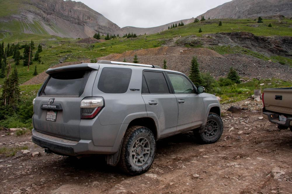 Trd Pro 4runner >> A Crash Course in Overlanding with the 2016 Toyota 4Runner TRD Pro | News | Cars.com