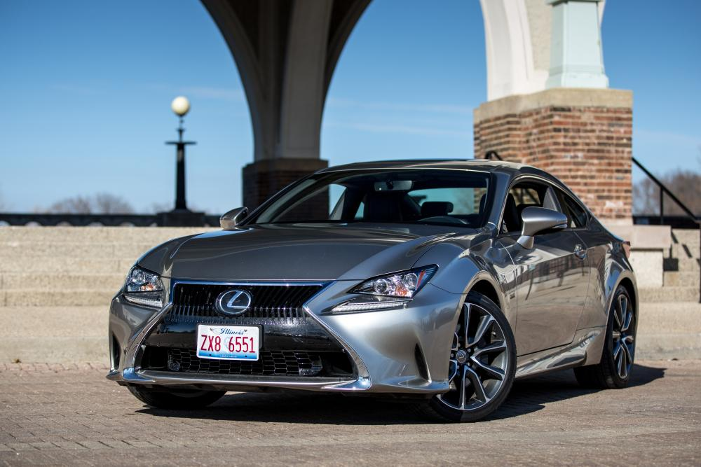 2017 lexus rc 350 review photo gallery news. Black Bedroom Furniture Sets. Home Design Ideas