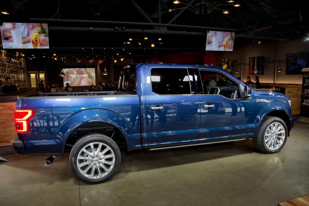 Camry Vs Accord >> 2018 Ford F-150 Review: Photo Gallery | News | Cars.com