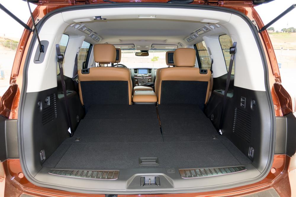Infiniti Of Ann Arbor >> 2017 Nissan Armada Review: First Drive | News | Cars.com