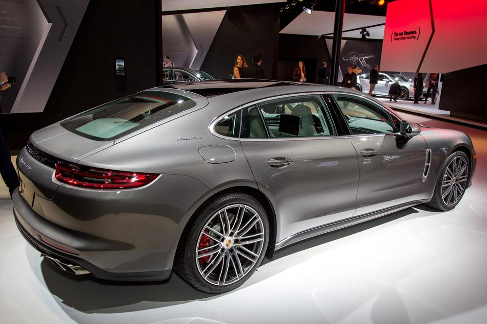 2017 Porsche Panamera Executive Review Photo Gallery