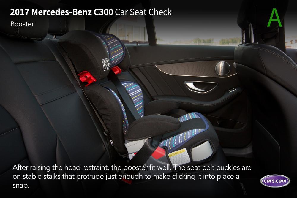 2017 mercedes benz c class car seat check news. Black Bedroom Furniture Sets. Home Design Ideas