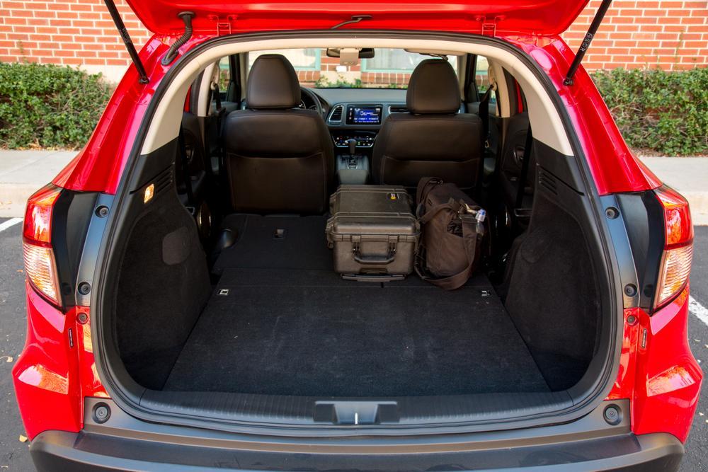 2016 Honda HR-V;