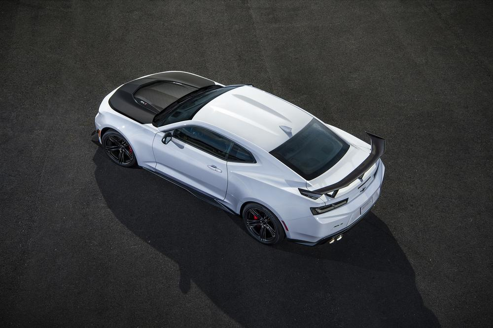 Chevrolet Releases 2018 Camaro ZL1 1LE Extreme Track Pack