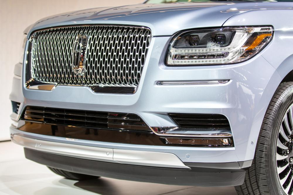 New 2018 Lincoln Navigator Review First Impressions