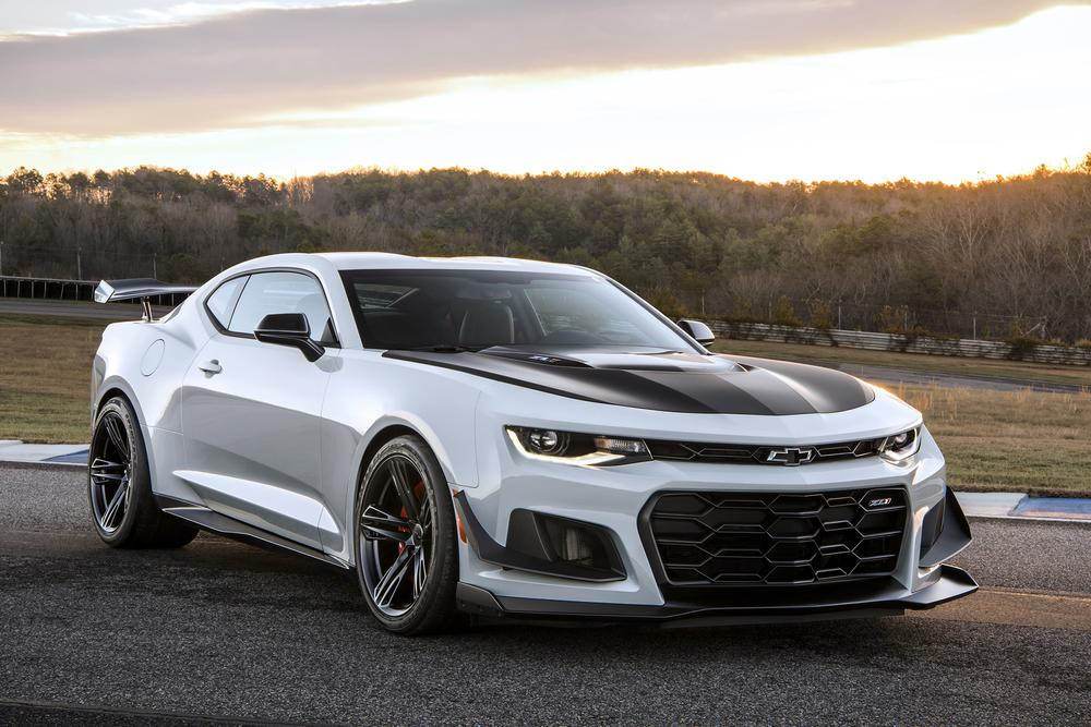 The hardcore 2018 Chevrolet Camaro ZL1 1LE will cost $70000