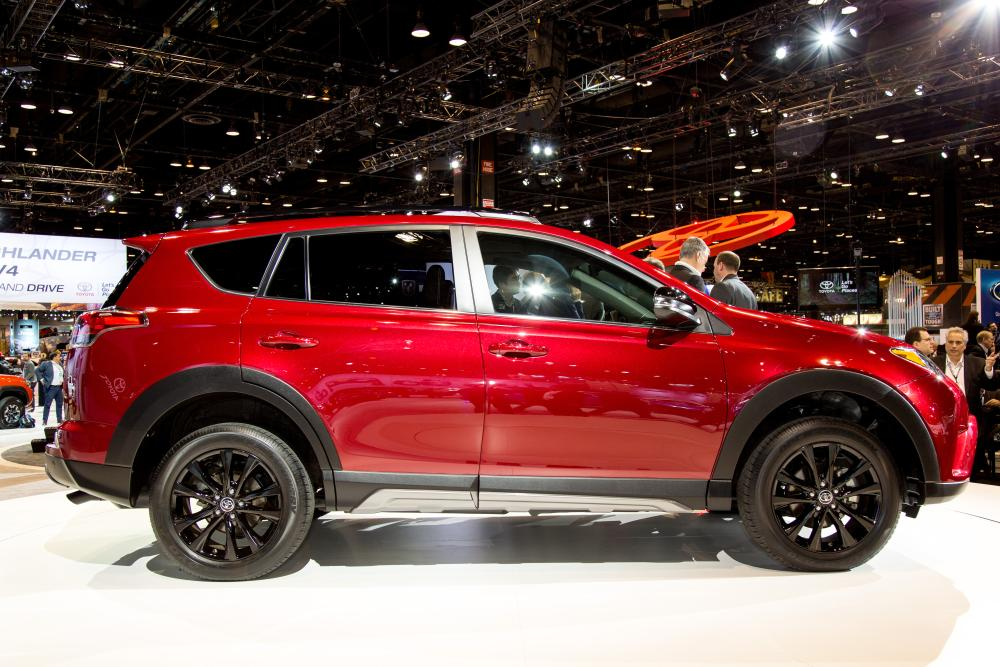 Cool 2018 Toyota RAV4 Adventure Review First Impressions And
