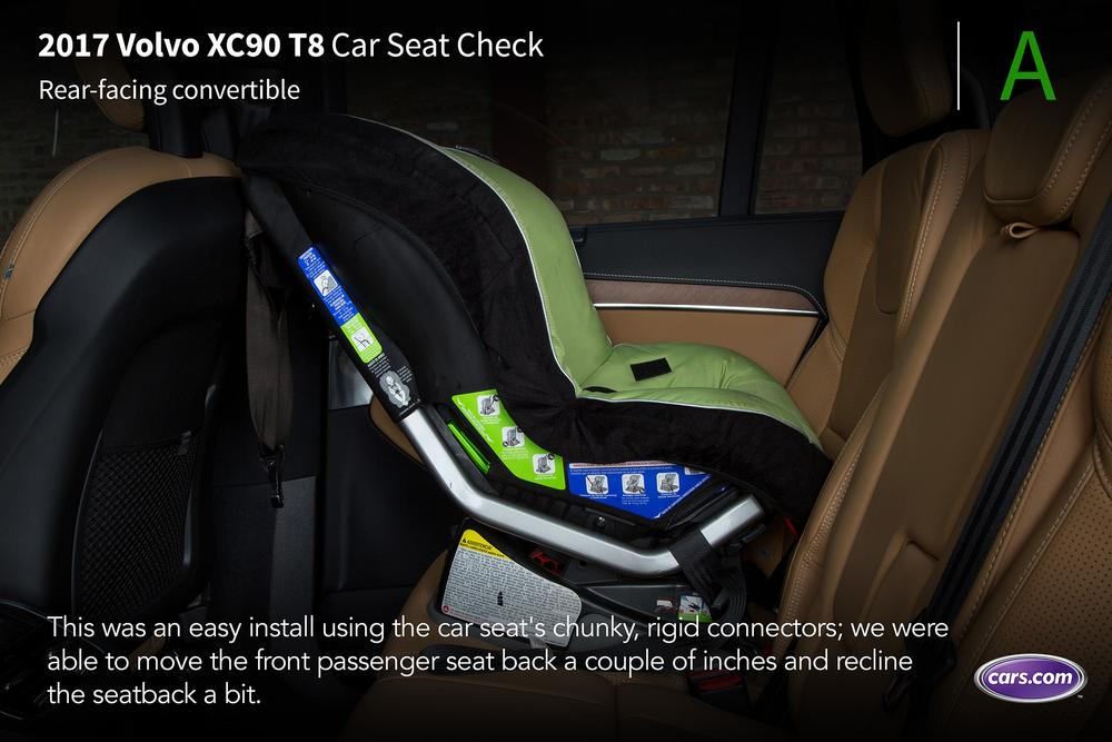 2017 volvo xc90 hybrid t8 car seat check. Black Bedroom Furniture Sets. Home Design Ideas