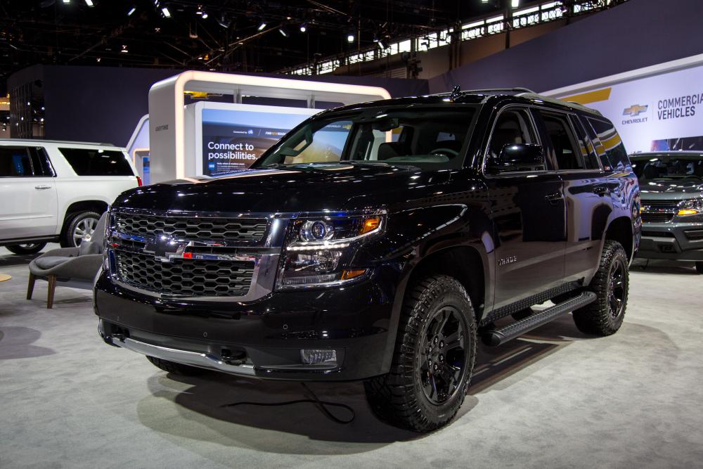 2018 ford expedition vs 2017 chevrolet tahoe news. Black Bedroom Furniture Sets. Home Design Ideas