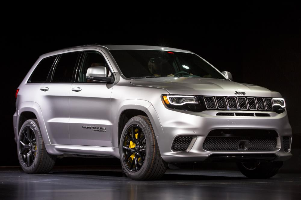 Excellent 2018 Jeep Grand Cherokee Trackhawk First Impressions And