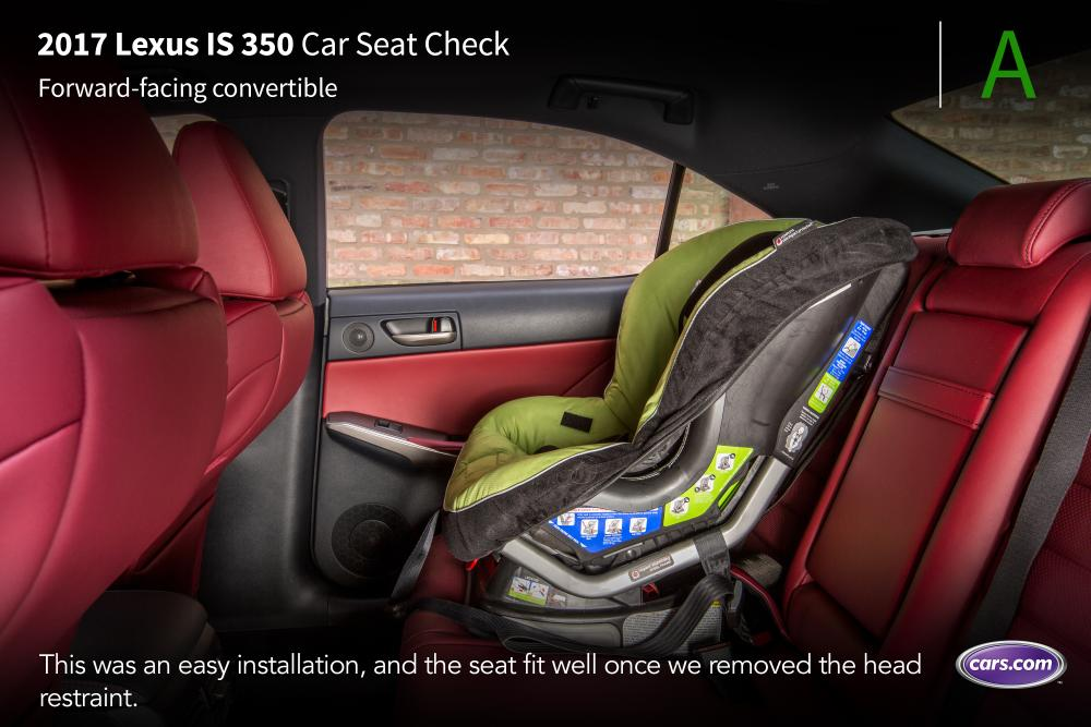2017 lexus is 350 car seat check news. Black Bedroom Furniture Sets. Home Design Ideas
