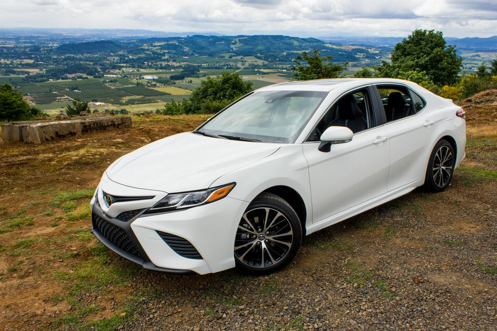2018 toyota camry review exterior photo gallery news. Black Bedroom Furniture Sets. Home Design Ideas