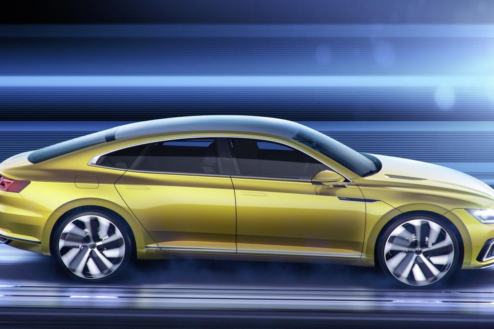 Volkswagen Sport Coupe Concept GTE Photo Gallery 40 Photos