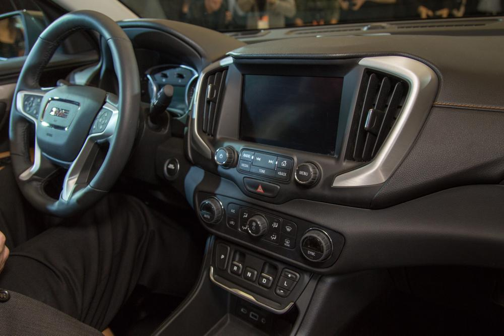 Brilliant 2018 GMC Terrain Review First Impressions And Photo