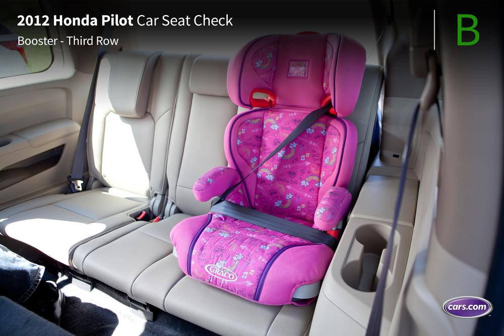 2012 Honda Pilot Car Seat Check